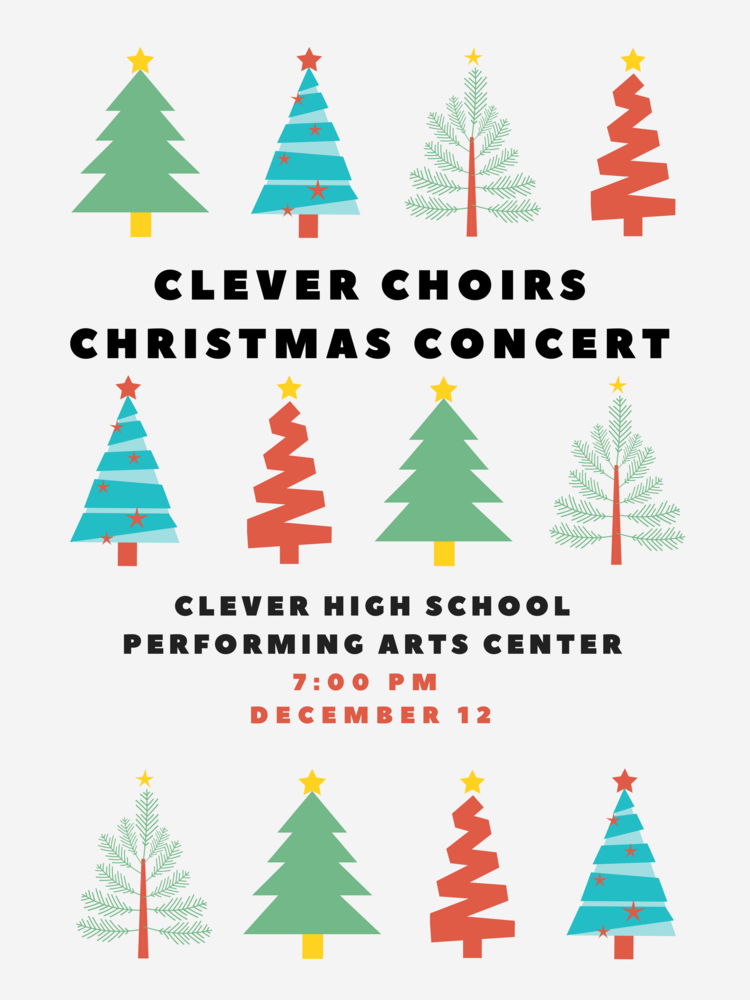 Clever Choirs Concert