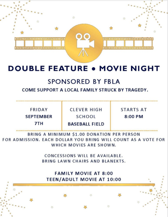 FBLA Movie Night