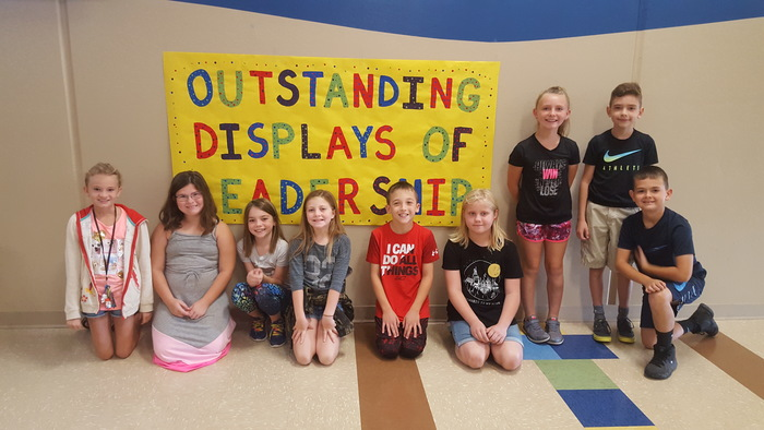 Outstanding Leaders September