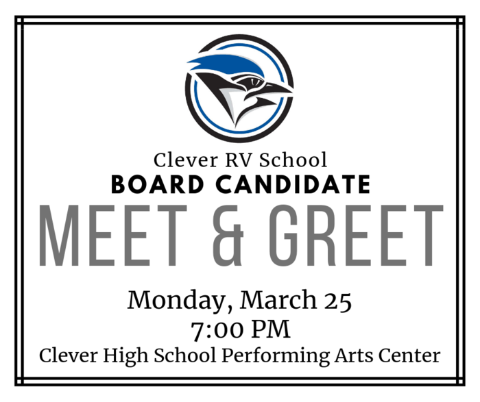 Board Candidate Meet & Greet